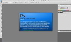 Download photoshop gratis, freedownload photoshop, photoshop, membuat cover fanfic