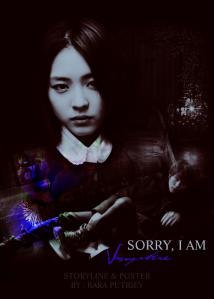 sorry, i am vamphire