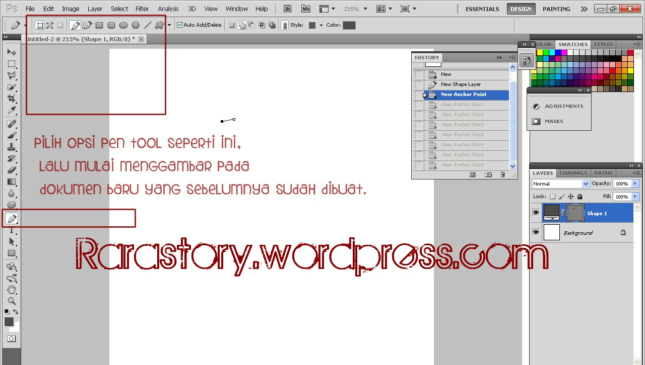 cara membuat clip art dengan photoshop - photo #7