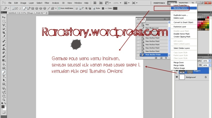 cara membuat clip art dengan photoshop - photo #26