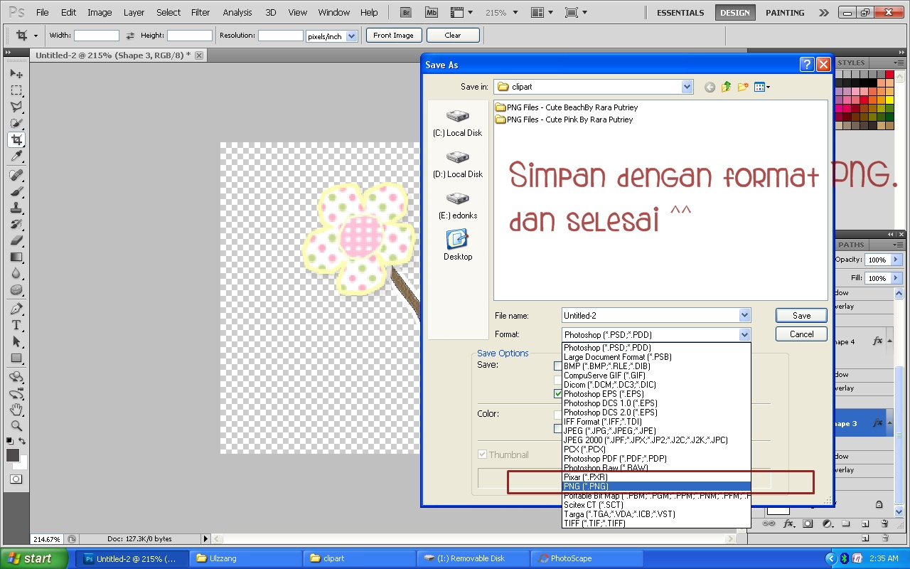 cara membuat clip art dengan photoshop - photo #13