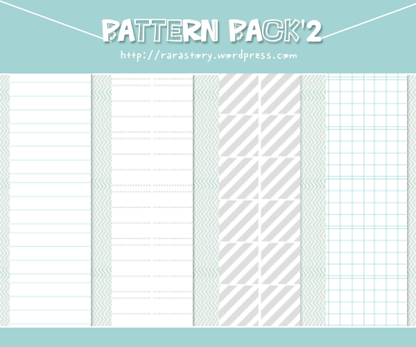 pattern pack 2 rasyifa