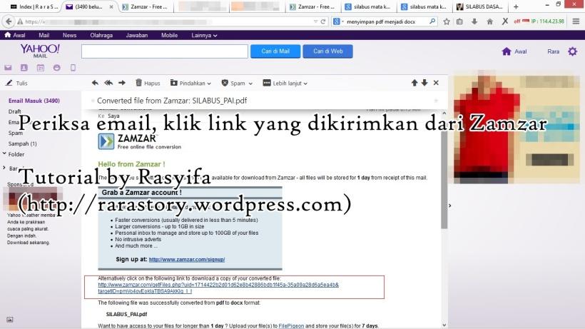 convert pdf ke word 2