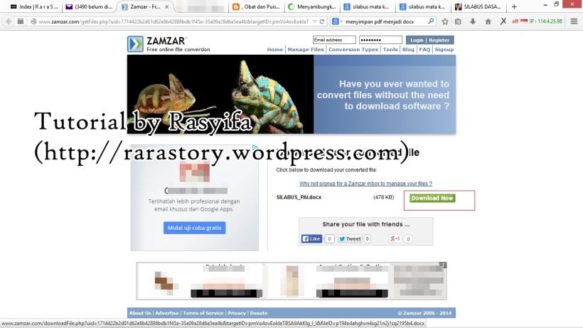 convert pdf ke word 3